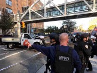 Ocho muertos en atentado en NY