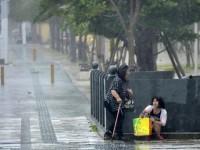 Alerta por tifón