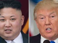 Trump descarta visitar zona desmilitarizada en Corea