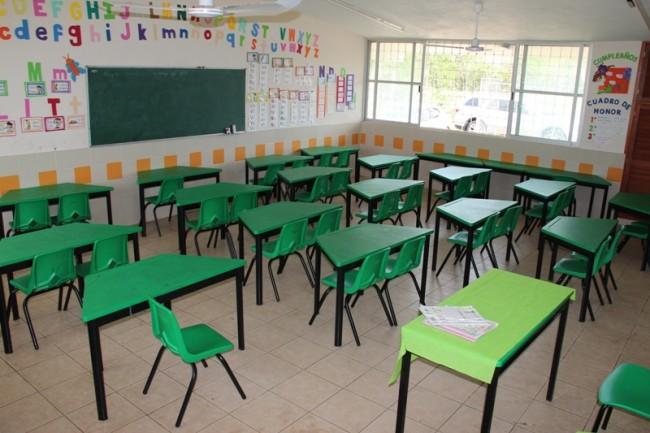 Alista SEP reubicación de 463 mil  alumnos por daños en escuelas