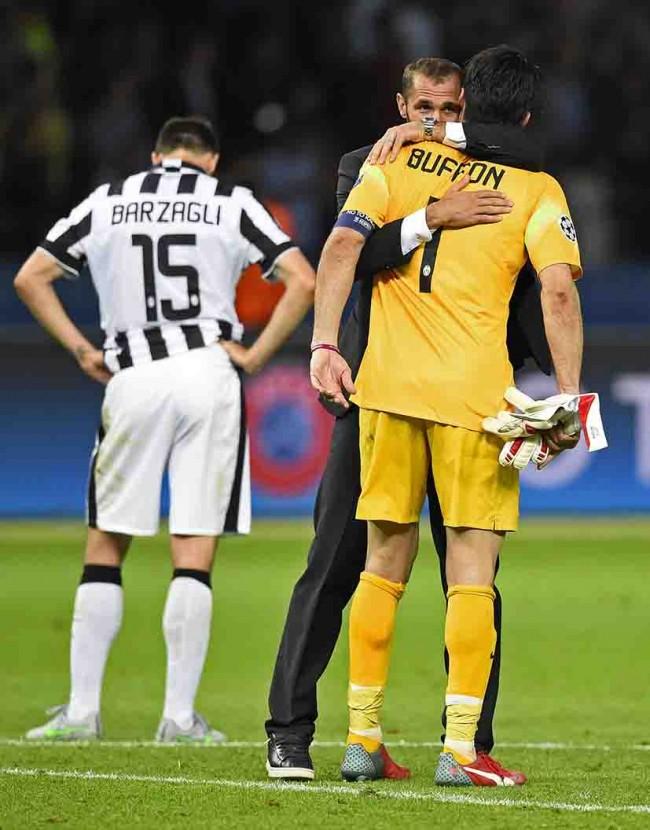 ¡Italia llora!