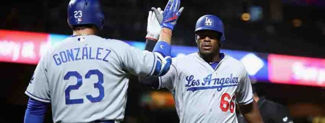 Los Dodgers y Padres  jugarán en Monterrey
