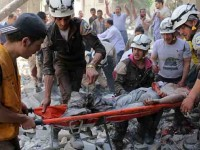 Siria  sigue bajo ataque
