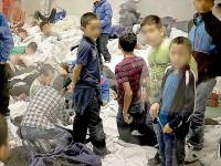 Fin al programa de niños refugiados
