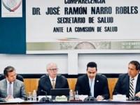 Desvío detectado en Salud, se denunciará ante PGR