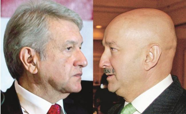 AMLO y Salinas, una  rivalidad de dos décadas