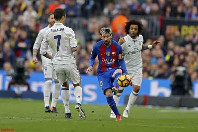 Cristiano y Messi, la última batalla del año