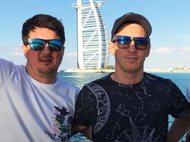 Liberan al hermano de Messi tras pagar millonaria fianza