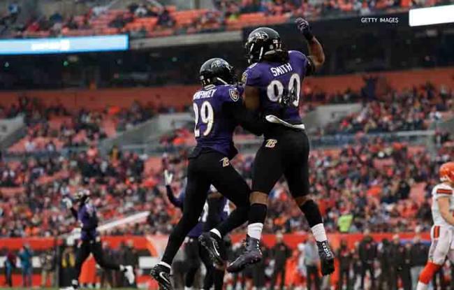 Ravens  se aferran  a playoffs