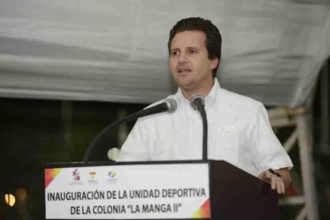 Valoran respaldo de Núñez  a los habitantes de Centro