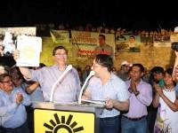Se registra De la Vega Asmitia como precandidato al gobierno de Tabasco