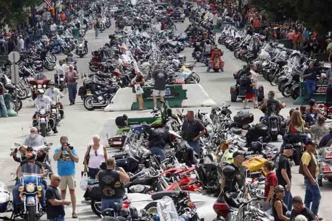 Rugirán los motores de diferentes motocicletas