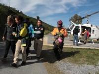 Rescata Protección Civil  a 12 maratonistas en NL