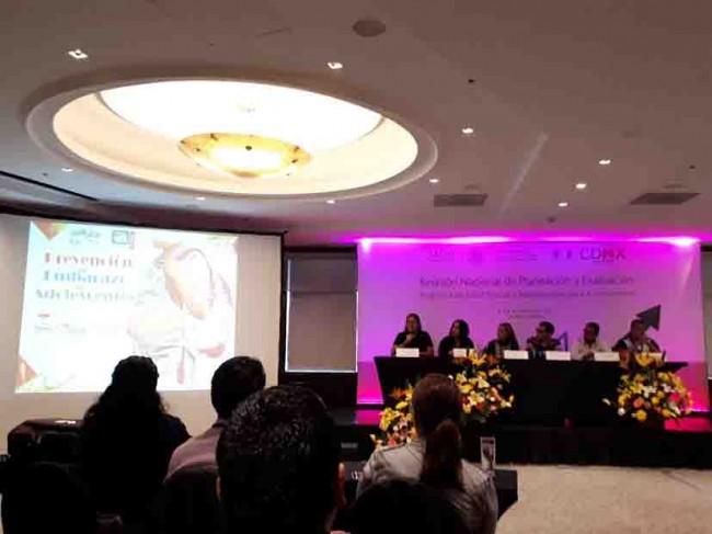 Gana Tabasco en cartel  sobre prevención del  embarazo adolescente