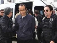 Marcelo Odebrecht salió de Curitiba