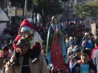 Arriban más de 3 millones de peregrinos a la Basílica