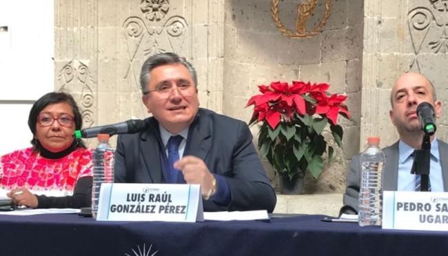 Pide ómbudsman a Peña Nieto vetar Ley de Seguridad