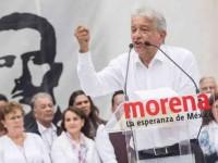 López Obrador presentó sus 10 compromisos