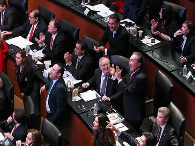 Aprueba Senado modificaciones a Ley de Seguridad Interior