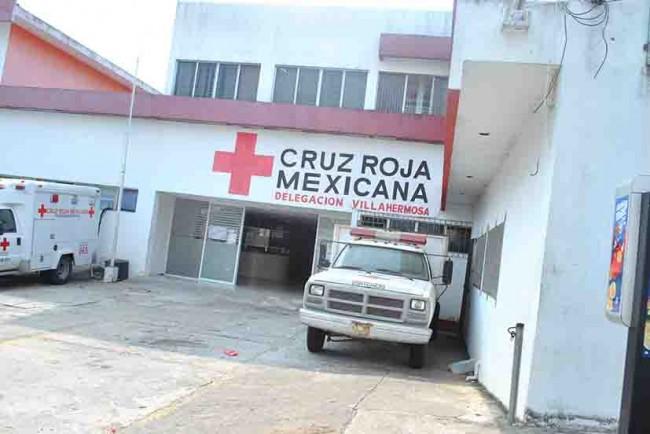Disminuyen atenciones en la Cruz Roja, en primeros días de diciembre