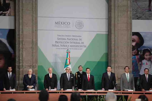 Asiste Núñez Jiménez  a reunión nacional del SIPINNA