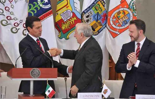 Llama Núñez a reforzar la unidad nacional