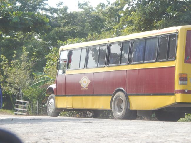 Ataúdes rodantes los autobuses de Jonuta