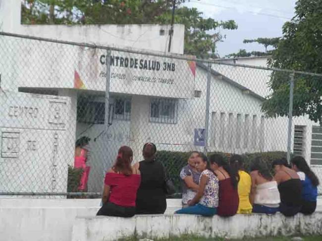 Aparecen más centros  de salud abandonados