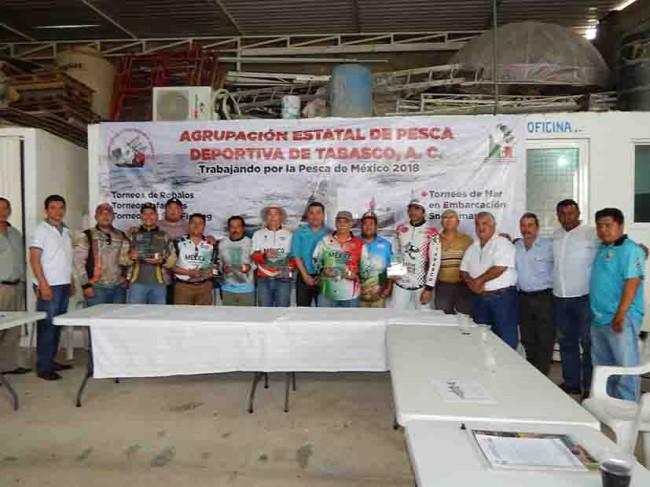 Jonuta a un paso del 'Mundial de Pesca'