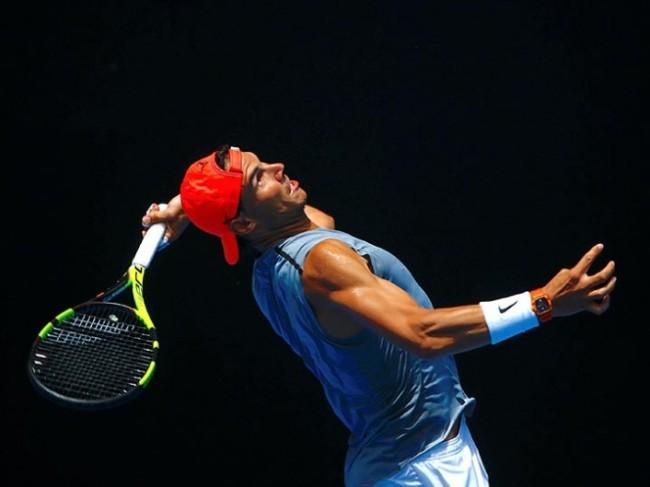 Nadal y Federer,  iniciarán con duelos  inéditos en Australia