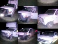 Recuperan 9 vehículos utilizados por huachicoleros