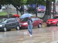 Continuarán las lluvias en Tabasco