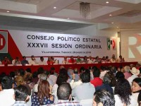 Concluye registro de aspirantes del PRI al Senado
