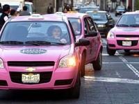 Invitan a mujeres para  ser choferes de taxis