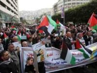 Palestinos condenan amenazas de Trump