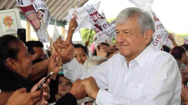 Salinas es un fanfarrón: AMLO