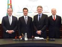 Tiene México un sistema financiero sólido: Peña Nieto