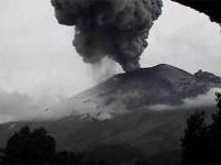 Genera 'Popo' fumarola de dos mil metros