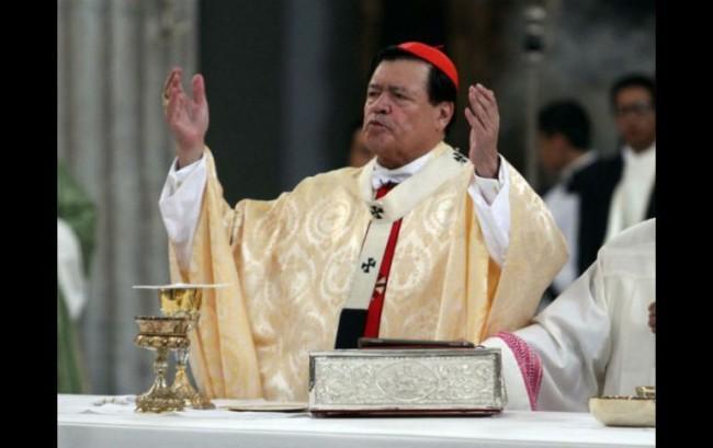 Apertura y diálogo con medios, distinguió al cardenal Rivera Carrera
