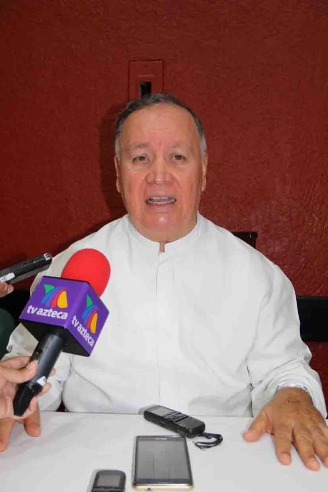 Confía Iglesia que EPN cumpla con su palabra