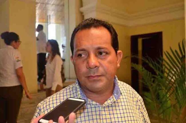 Buscará Pancho López reelegirse en Nacajuca