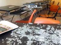 Disminuyen robos a centros escolares