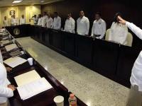 Inicia actividades  el Poder Judicial