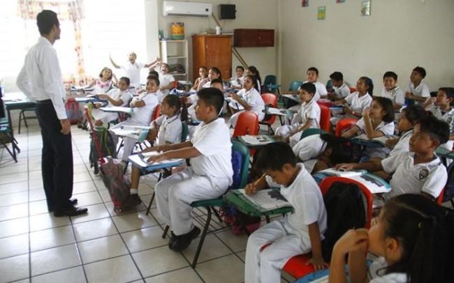 Aumentarán a 103  las 'Escuelas de Tiempo Completo' en 2018