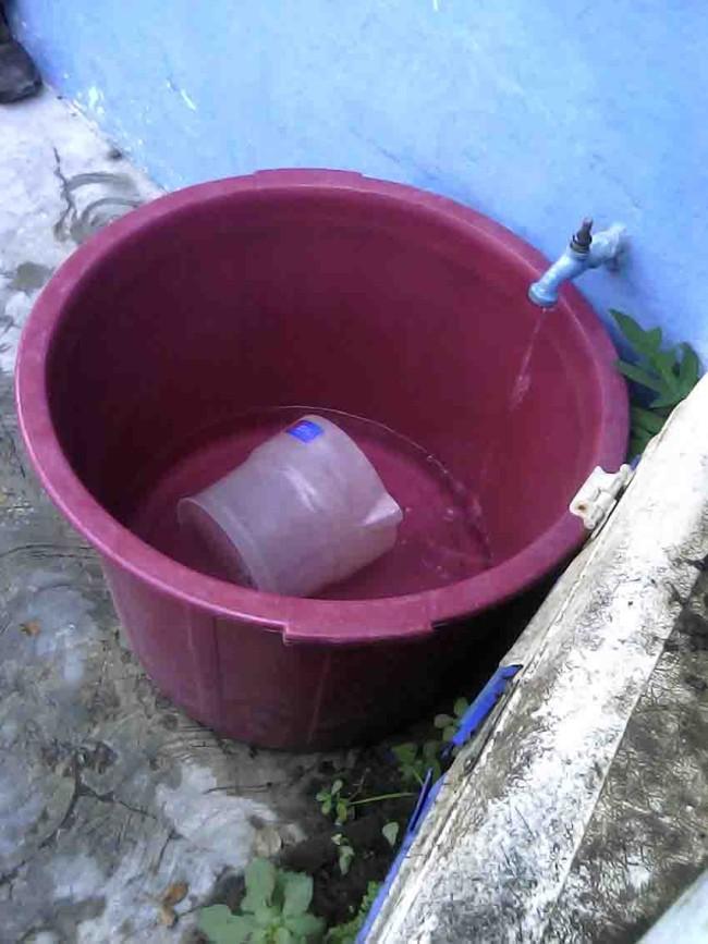 Alcaldesa deja sin agua  potable a los jonutecos