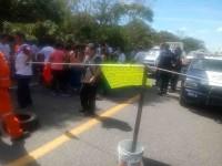 Amenazan con cerrar carretera federal Frontera-Villahermosa