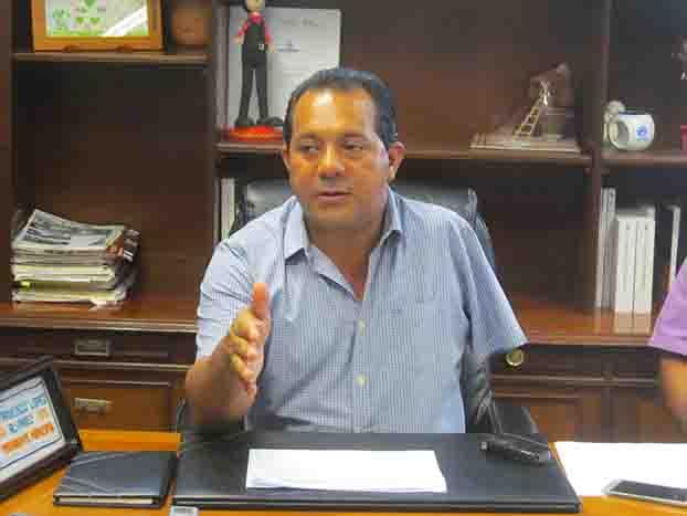 Anuncia Pancho López más obras millonarias