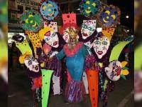 Carnaval de altura  para cerrar este año