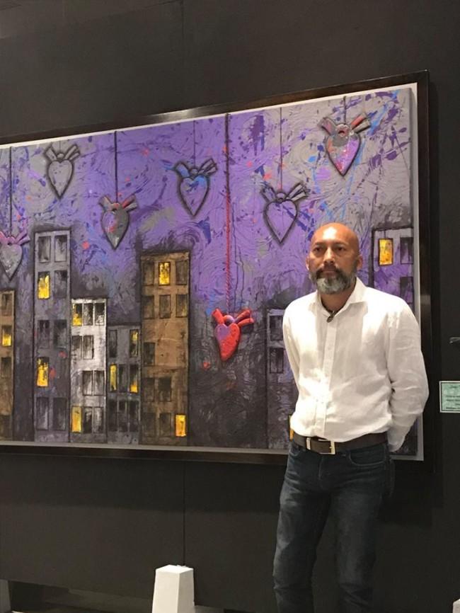 Exposición  en honor a Félix Hernández
