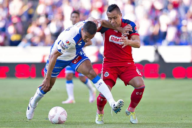 Puebla y Chivas  a sumar puntos